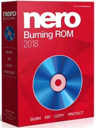 Nero Burning ROM 2018 Free Download Windows 32 64bit