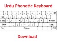Urdu Phonetic Keyboard for Windows 7 free Download cnet crulp Online Layout