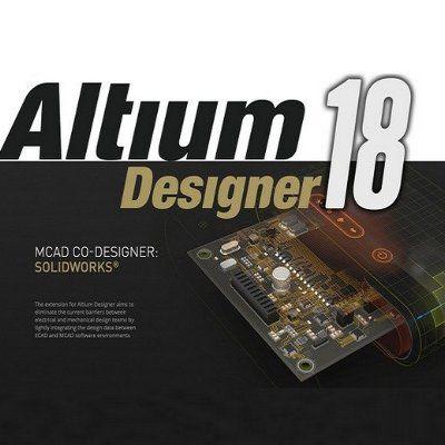 Altium Designer 2018 PCB Design Free Download EDA Software