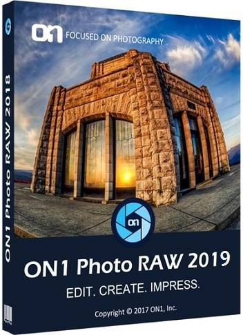 ON1 Photo RAW 2019 Suite Free Download Full Version