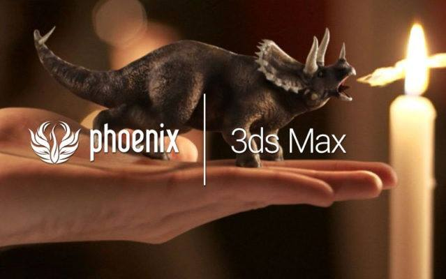 Phoenix FD 3.0 for 3ds Max 2018 Free Download Tutorial