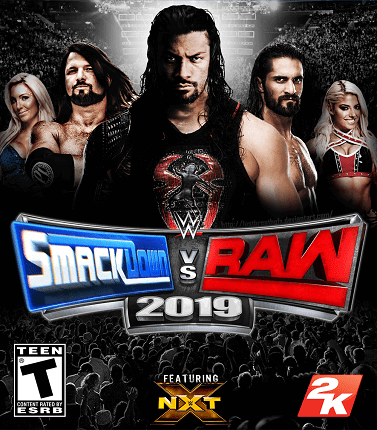 WWE Smackdown vs Raw 2019 Game Free Download